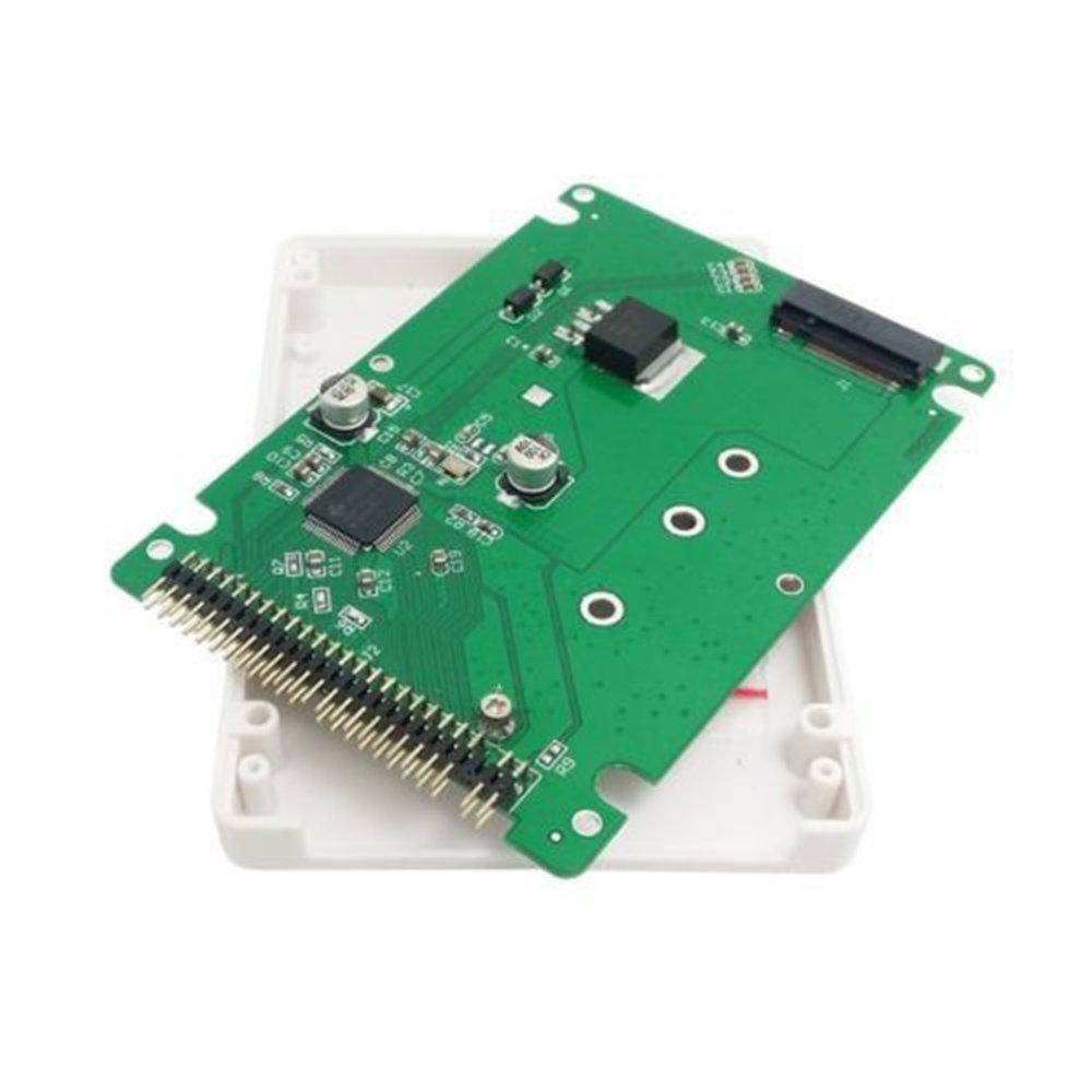 M.2 NGFF PCI-E 2 Carril SSD SATA 22p 2,5