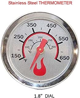 char broil replacement thermometer