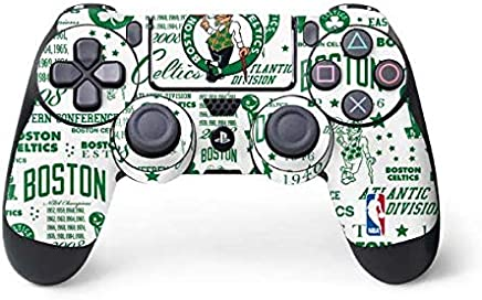 Video Games & Consoles Playstation 4 Pro Nba Skin Sticker For Ps4 Pro Boston Celtics Basketball Faceplates, Decals & Stickers