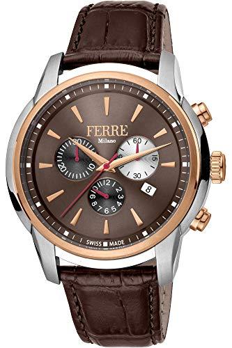 Ferrè Milano Reloj de Vestir FM1G131L0091