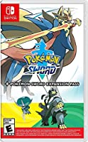 Pokemon Sword + Pokemon Sword Expansion Pass - Nintendo Switch