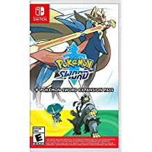 Pokemon Sword + Pokemon Sword Expansion Pass - Nintendo Switch