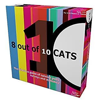 8 Out Of 10 Cats - Board Game