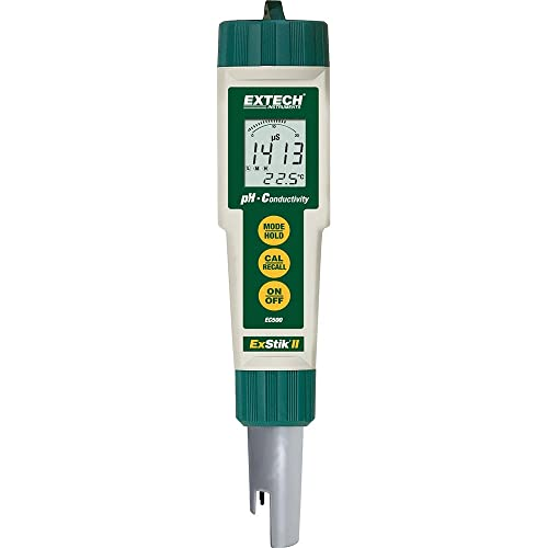 pH Conductivity Meter: Amazon com