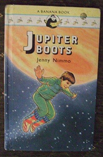Jupiter Boots (Banana Books)