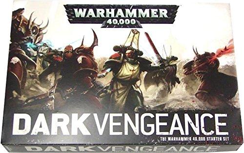 Warhammer 40,000 : Vengeance Noire (Dark vengeance)