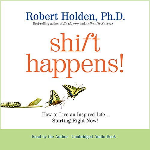 Shift Happens! audiobook cover art