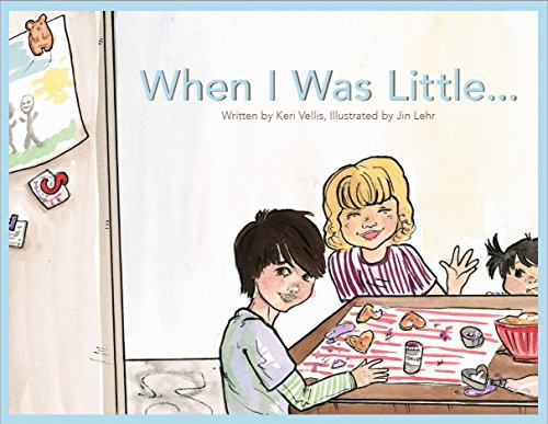 When I Was Little...A Child's Journey in Overcoming Abuse & Trauma