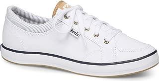Keds Women's Center Chambray Sneaker, White