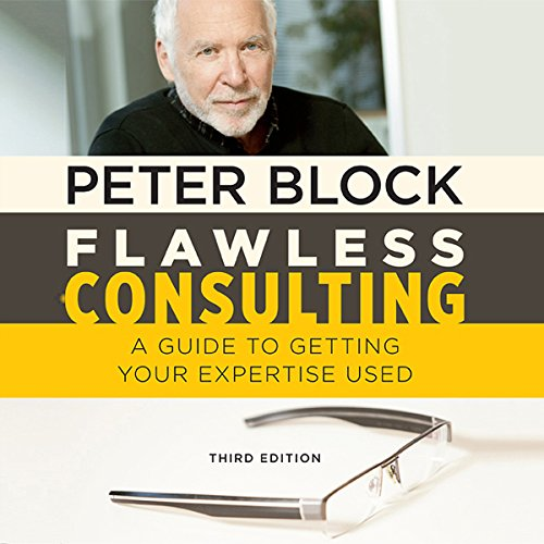 Flawless Consulting audiobook cover art