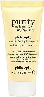 Philosophy Purity Made Simple Moisturizer 15ml/0.5oz