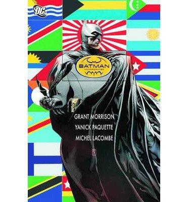 [(Batman Incorporated Vol. 1 Deluxe)] [Author: Grant Morrison] published on (April, 2012)