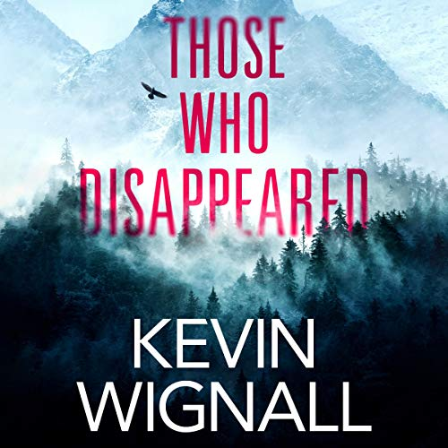 Those Who Disappeared cover art