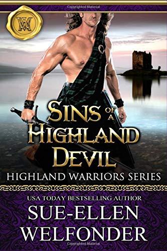 Sins of a Highland Devil (Highland Warriors)