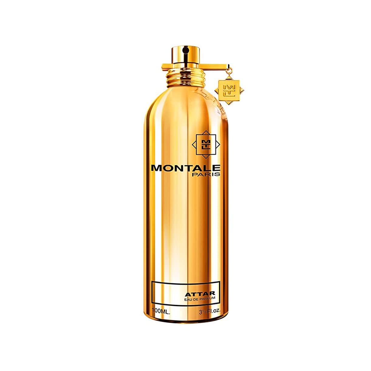 デクリメント意気消沈した柔和Montale Attar by Montale Eau De Parfum Spray 3.3 oz