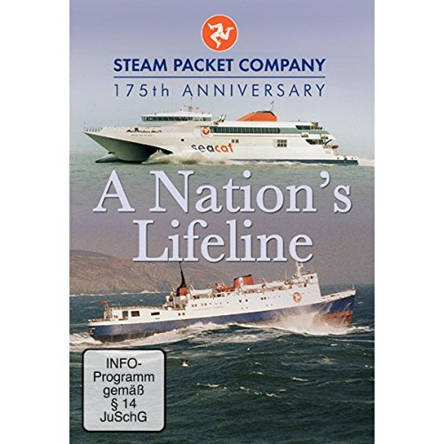 Steam Packet Company 175th Anniversary - a Nation's Lifeline [Reino Unido] [DVD]