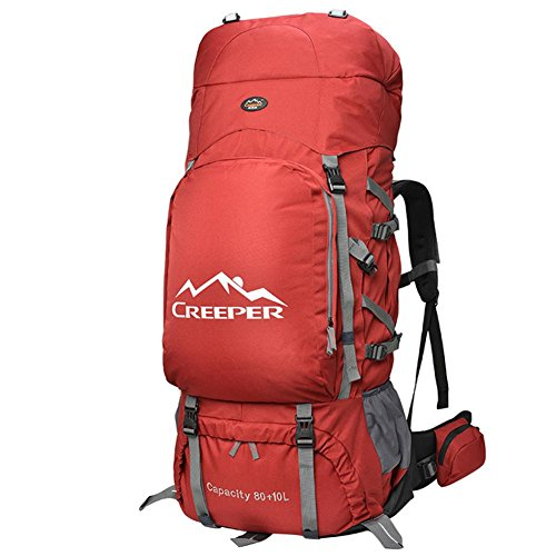 90L Professional Outdoor Escalade épaules randonnée Hommes imperméable et Femmes Voyage Sport Alpinisme Sac