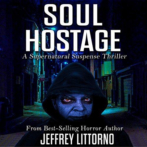 Soul Hostage audiobook cover art