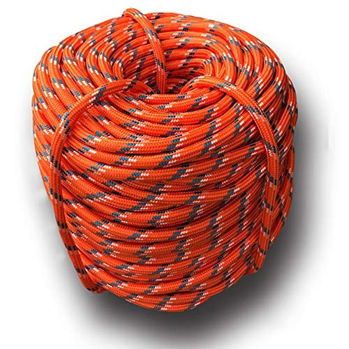 DESERT amp FOX Outdoor Emergency RopeCamping Ropes Climbing Ropes Diameter 9mm 10m/20m/30m/50m Wear Resistant High Strength Hiking Accessory Tool