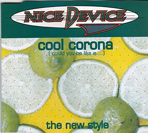 Cool Corona/The new style [Single-CD]