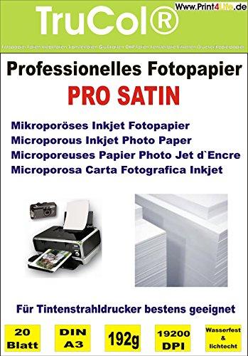 Fotopapier eenzijdig hoogglans aan beide zijden + satijn/mat DIN A4 (210 mm x 297 mm) DIN A5 (210 mm x 148,5 mm) en 10 cm x 15 cm Cast Coated + Resin Coated 120 g/m2 + 220 g/m2 + 260 g/m2 + 300 g/m2 + 300 g/m2 192g/m² A3 satin