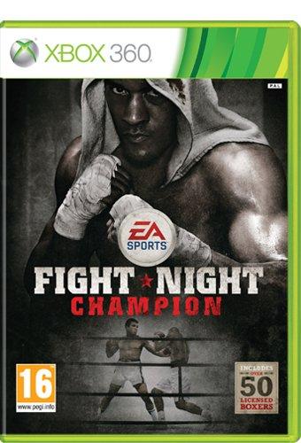 Electronic Arts Fight Night Champion, Xbox 360 Xbox 360 vídeo - Juego...