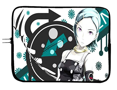 Eureka Seven Laptop Sleeve Case Mousepad Like Surface Anime iPad Sleeve Case Bag 13 13.3' Mac Book Pro/MacBook Air Surface Pro Laptop/Tablet Water Repellent Neoprene Cushioned Case