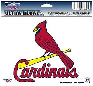 Wincraft StL Cardinals Ultra Decal