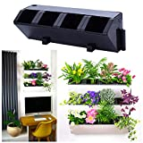 Self Watering Wall Planter by My Easygro | Indoor or Outdoor Living...