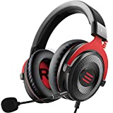 EKSA E900 Stereo Gaming Headset-Xbox one Headset Wired Gaming Headphones with Noise Canceling Mic, Over Ear Headphones Compatible with PS4, Xbox One, Nintendo Switch, PC, Mac, Laptop
