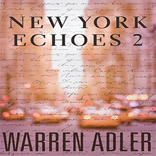 New York Echoes 2 audiobook cover art