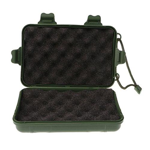 Preisvergleich Produktbild perfk Pfeilspitzen Jagdspitzen Armbrust Bogen mit Aufbewahrungskoffer Broadhead box