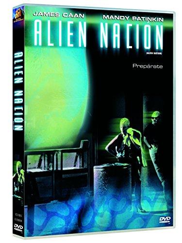 Alien Nacion [DVD]