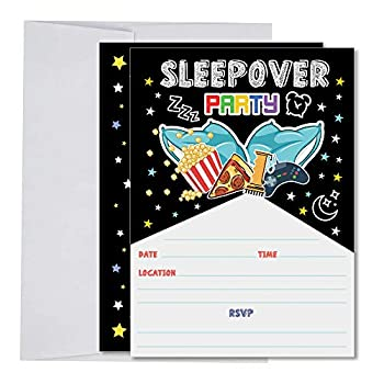 Best sleepover party invitations Reviews