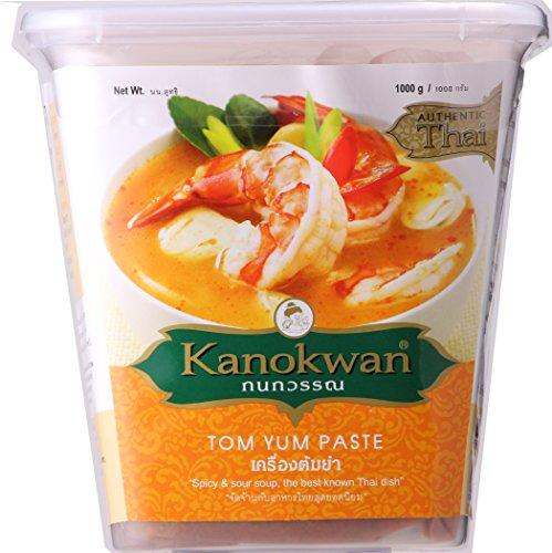 ユウキ カノワン トムヤムペースト 1kg