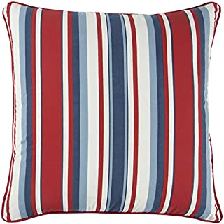 Rizzy Home Andrew Charles Collection Printed Only, Cotton Popline Decorative Pillow, 20