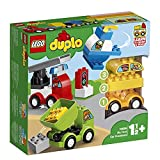 レゴ(LEGO) デュプロ はじめてのデュプロ いろいろのりものボックス 10886 知育玩具 ブロック おもちゃ 男の子 車