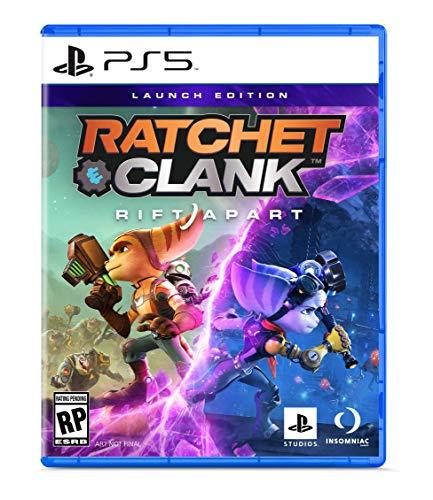 51Wr kymkJL - Ratchet & Clank: Rift Apart Launch Edition - Playstation 5