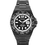 Otumm Scuba Unisex Reloj con Calendario 45mm 30ATM SCMBL45-001