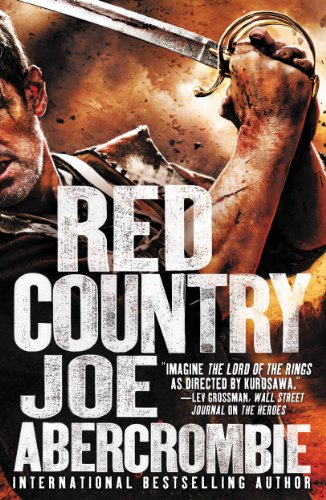 Red Country (English Edition)