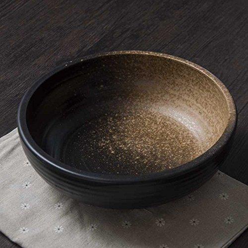 Bowl Plate Servies Thuis Keramische Rijst Snack Bowl Kruidige Pan Creatieve Ronde Bowl Servies C