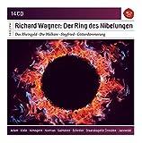 Richard Wagner Der Ring Des Nibelungen (14 Cds)