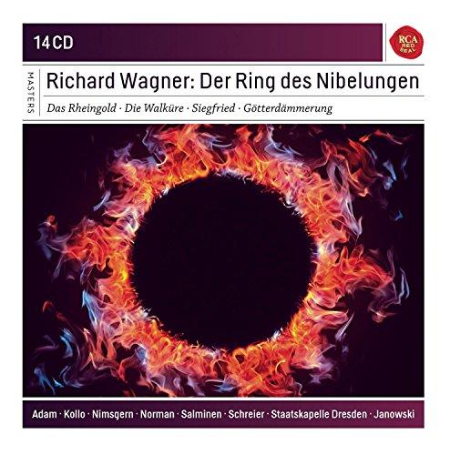 Price comparison product image Richard Wagner: Der Ring Des Nibelungen