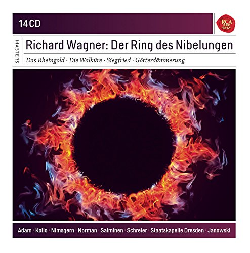 Richard Wagner Der Ring Des Nibelungen (14 Cds)