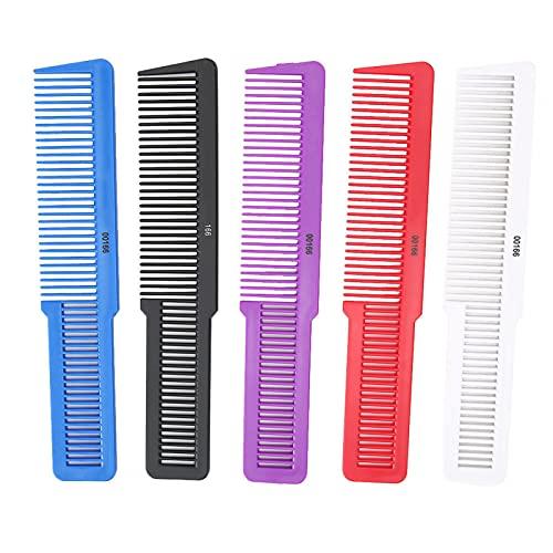 Borstel Haarborstel Haarverzorgingskam Baardkam voor mannen voor gebruik in de salon voor vrouwen Gebruik voor Soomth-haar voor schoonheid