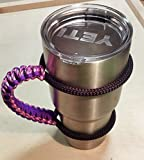 Handle fits Yeti Rambler 30oz. Country Girl and Purple (HANDLE ONLY)