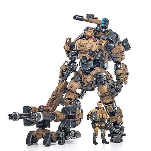 ITop Soldat Action Figur Modell, 1/25 22cm Mecha Figur Modell mit Soldat Actionfigur Spielzeug für Kinder und Erwachsene