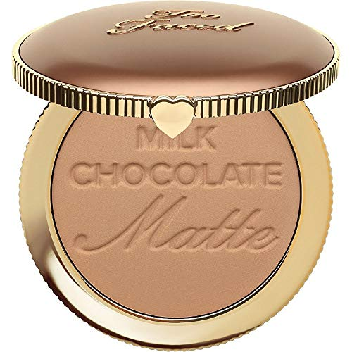 Adhesivo Faced – Chocolate Soleil Matte Bronzing Powder (Milk Chocolate) by adhesivo Faced Cosmetics, Inc. [Beauty]...