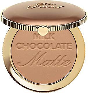 Adhesivo Faced–Chocolate Soleil Matte Bronzing Powder (Milk Chocolate) by adhesivo Faced Cosmetics, Inc. [Beauty]...