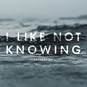 I Like Not Knowing (EP)